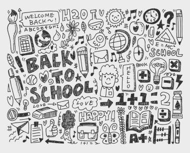 Doodle school element