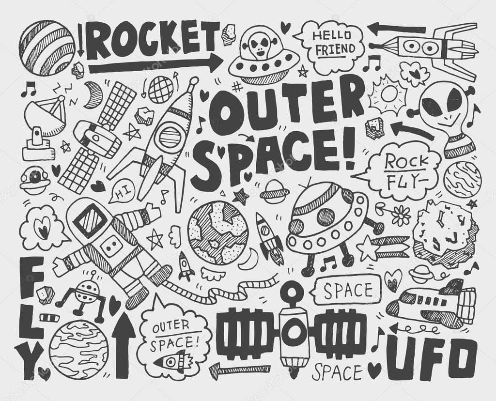 doodle space element