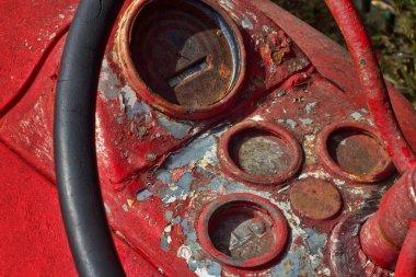 Rusty Tractor Dials