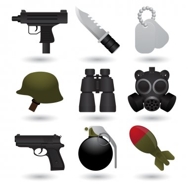Army icons