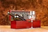 Photo vintage vine case