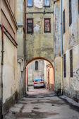 a régi lviv átjáró