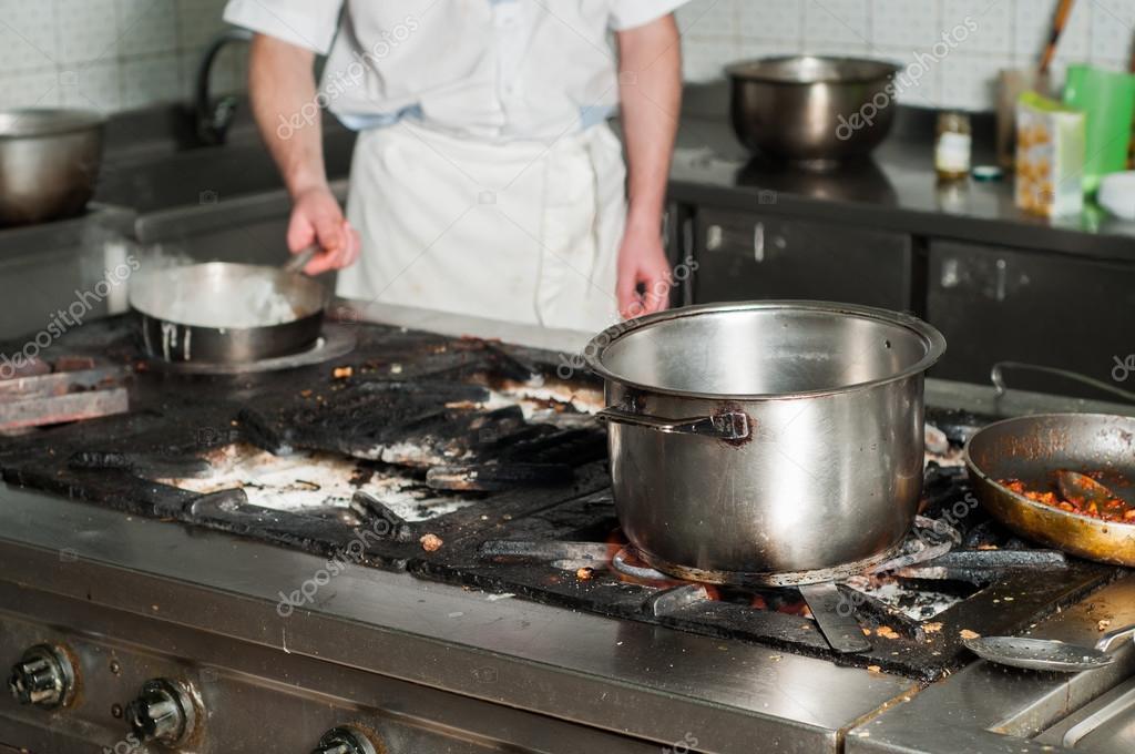 Restaurants Food Handler