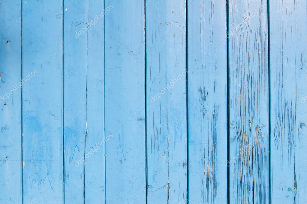 Light Blue Paint light blue paint on old shed — stock photo © ahavelaar #34253687