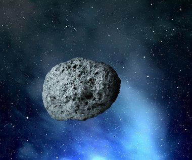 large asteroid
