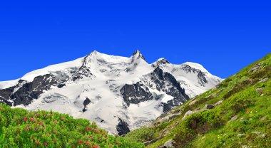 Monte Rosa - Swiss Alps