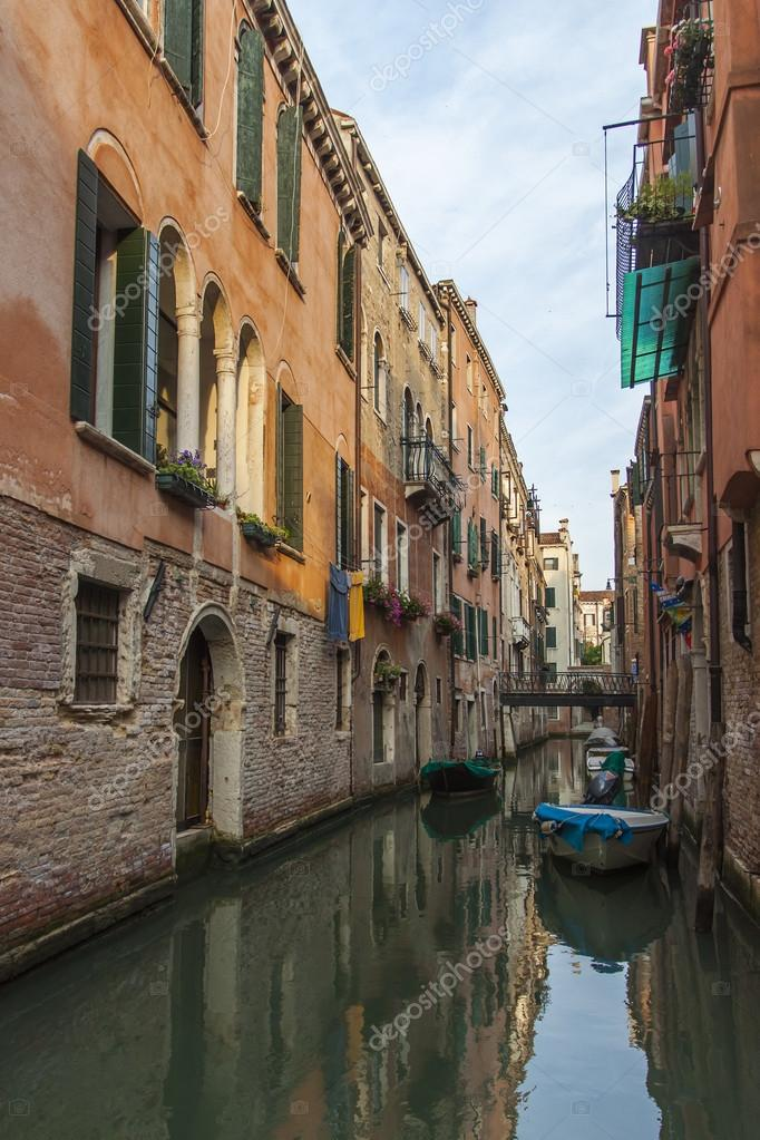 Venice Italy Architecture venice, italy . architecture of ancient venetian houses built on