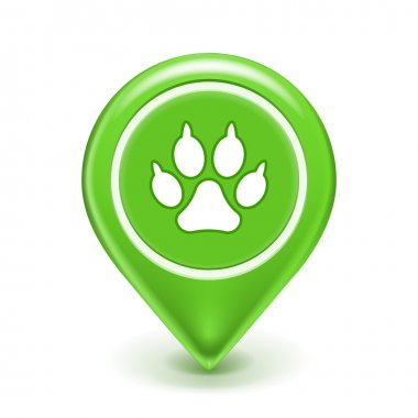 Pet Location Icon