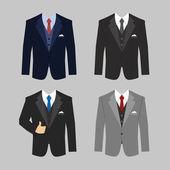 oblečení obleku