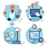 Fotografia facile gestione di progetti tecnologici