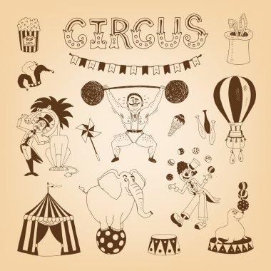 circus design elements