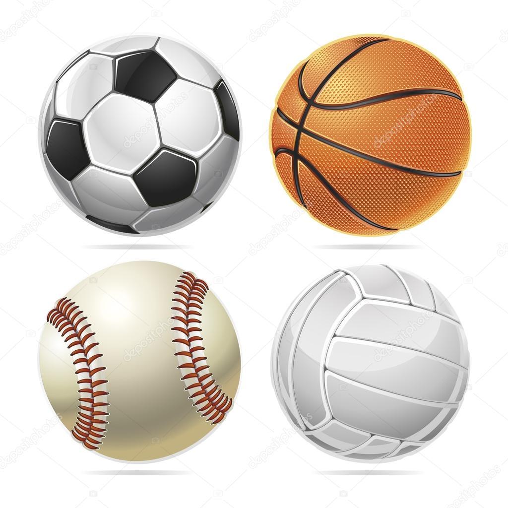 Sport balls.