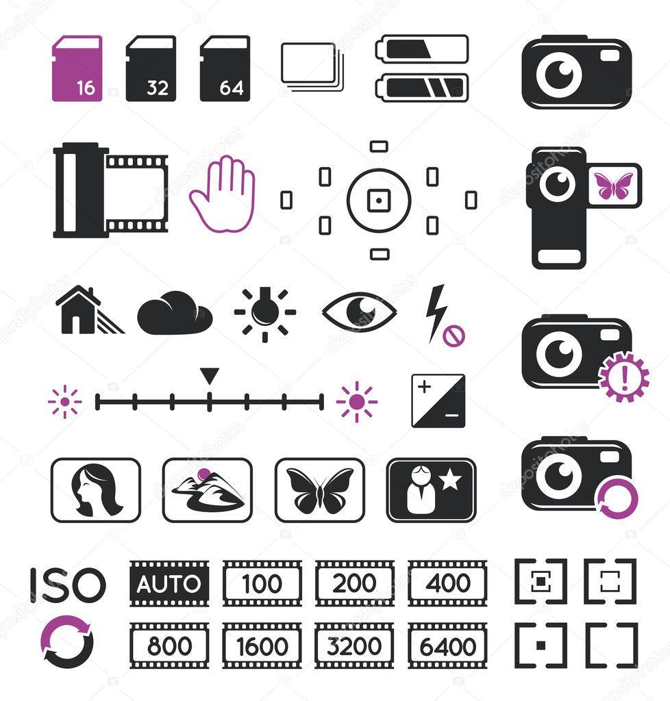 ужасное мифологическое знаки и обозначения на фотоаппарате собой необходимо взять