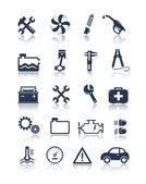 Fotografie Auto Symbole