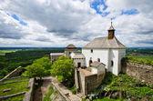 Fotografie hrad Kunětické Hory, Česká republika