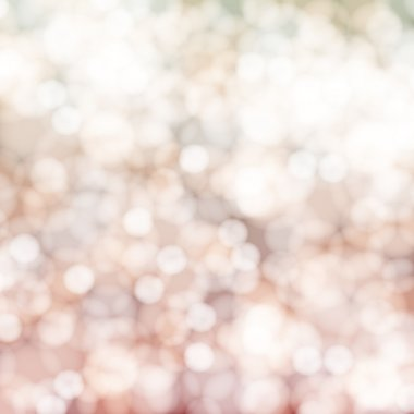 Blurred flickering lights background