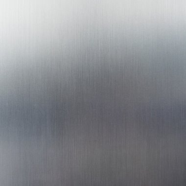 Inox background with reflections. Metal texture for fridge