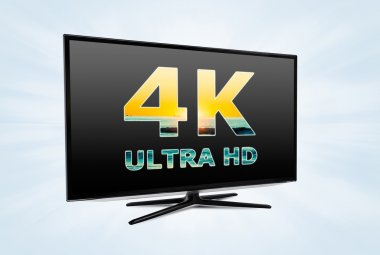 Ultra high definition digital television screen technology