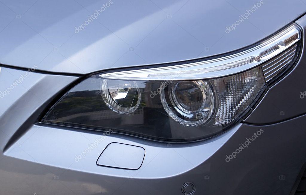 BMW Car Headlight