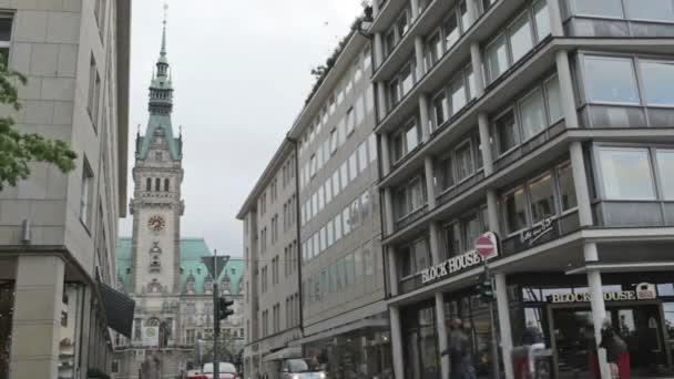 Hamburg-Zeitraffer