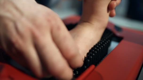 gyermek láb ortopédiai eszköz