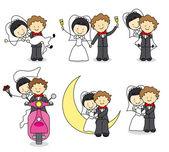 Svatební sada