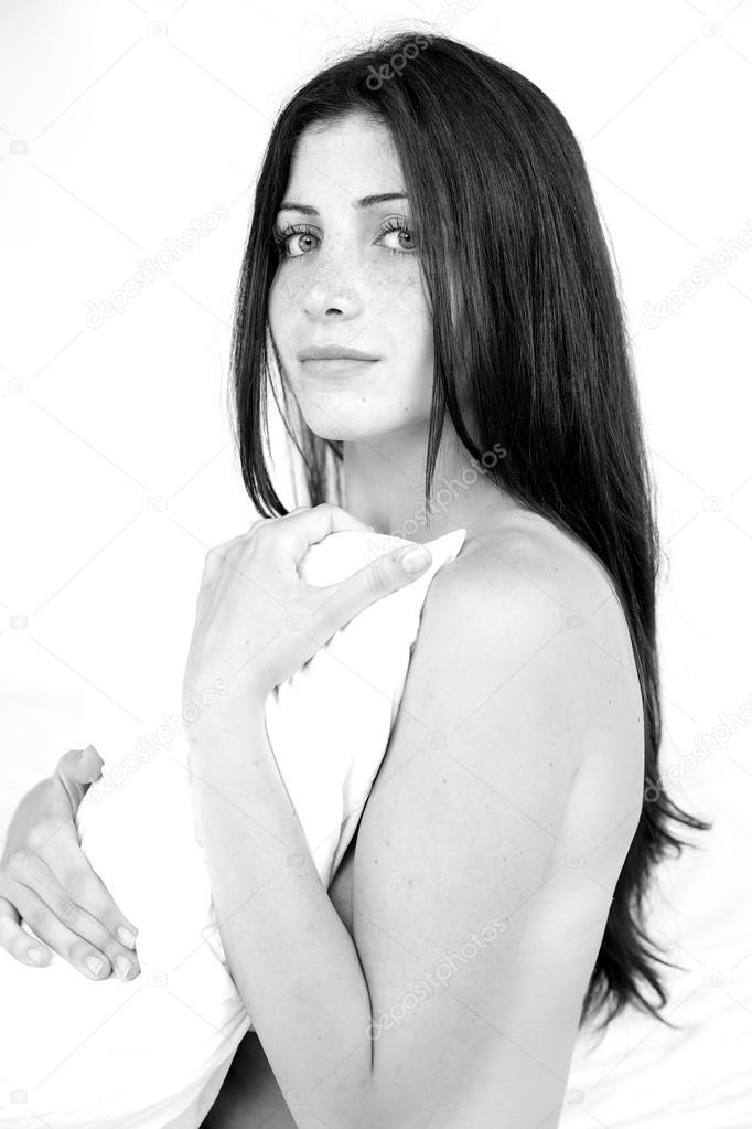 femme nue noir