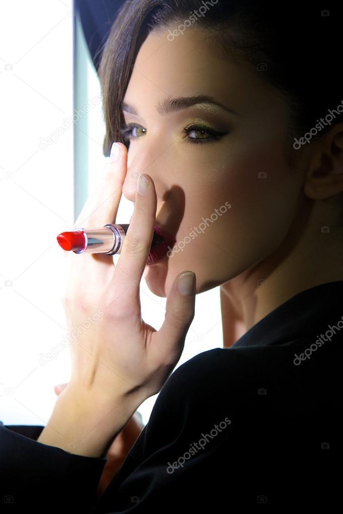 Rtěnka kouření obrázky