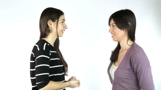 dvě dívky