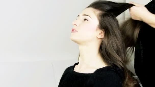 női divat-model