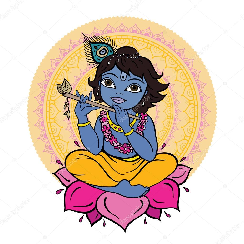 ᐈ Krishna Graphics Stock Pictures Royalty Free Krishna Download On Depositphotos