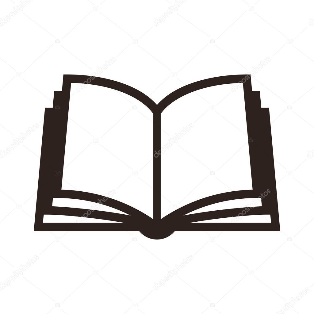 open book icon - 800×800