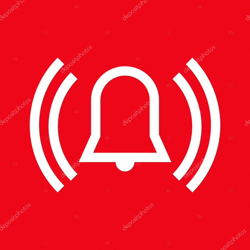 Fire alarm notification appliance together with Fire Safety Plan Symbols also Stock Illustration Alarm Icon together with Index moreover Fire Safety Plan Symbols. on fire alarm pull station symbol