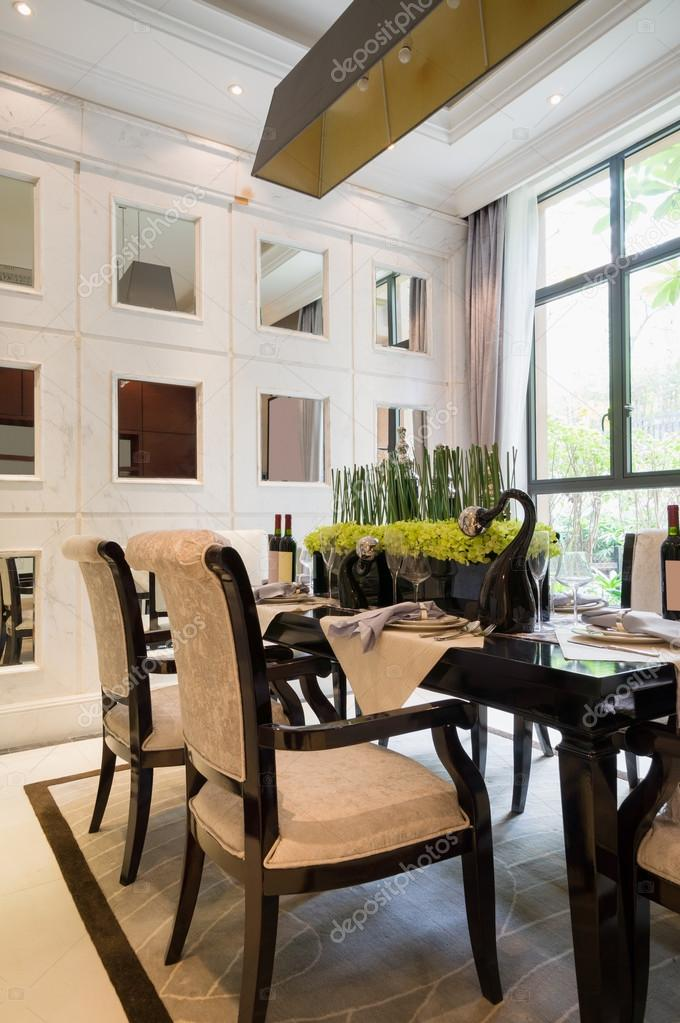Pictures : dining rooms decorated | Luxury dining room ...