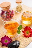 čaj a zdravého životního stylu