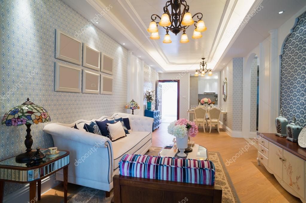 Klassische Wohnzimmer klassische wohnzimmer stockfoto roseburn3djob 51533089