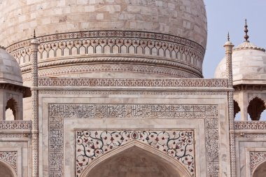 Taj Mahal Inlay Detail