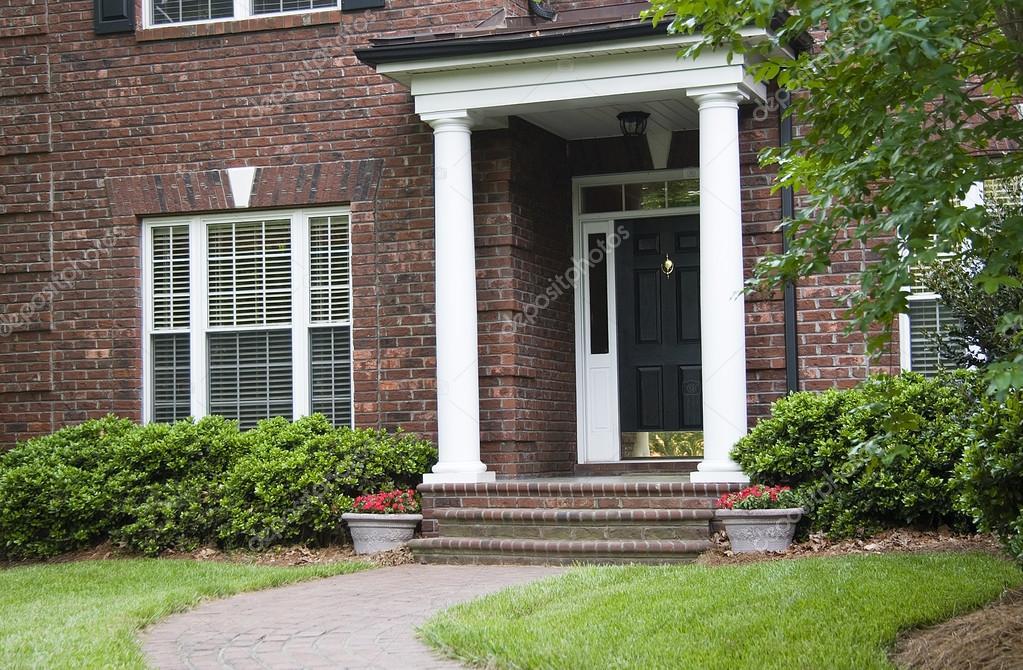 Haustür Eingang haustür eingang stockfoto jilllang 22994574