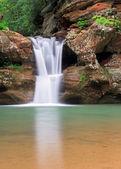 Fotografia Grotta Upper Falls del vecchio