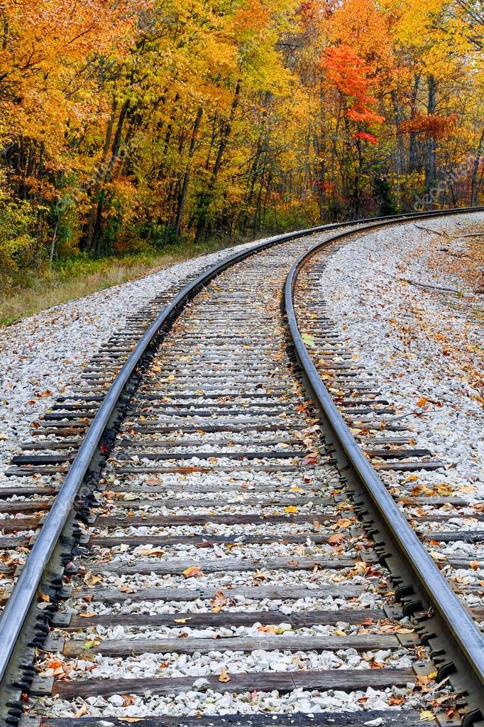 Curving Rails