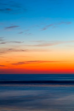 Early Morning Ocean