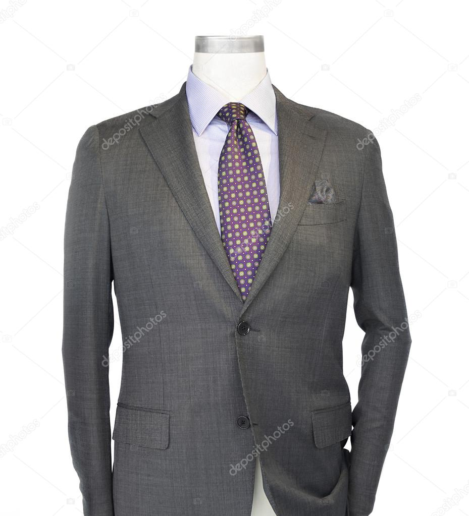 30fbc3a2454c επαγγελματικό γκρι κοστούμι