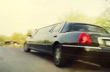 Stretch limo