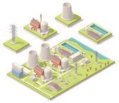 Izometrické jaderné energie zařízení
