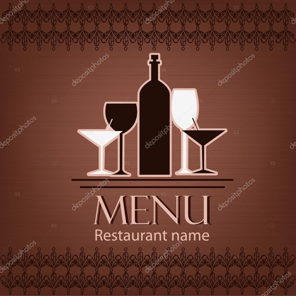 sample menu for restaurant and cafe stock vector ykononova 12483297