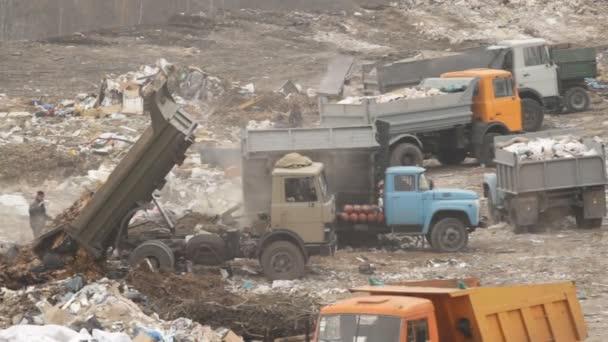 odpadky stroje uvolnit garbage