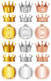 Fotografie Crown laurel