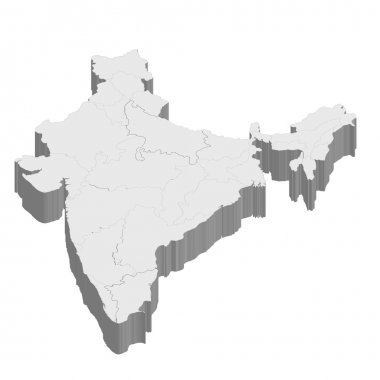 India Map country