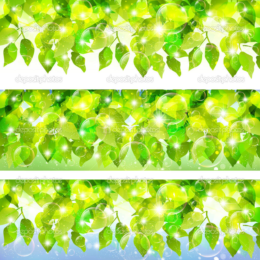 Soap bubble background download free vector art stock graphics - Leaf Background Soap Bubble Stock Vector 39882745