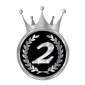Fotografie Crown crown medal
